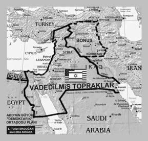 Büyük İsrail Projesi Ve Yinon Planı