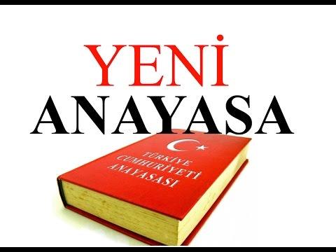 Yeni Anayasa Çağrısı!